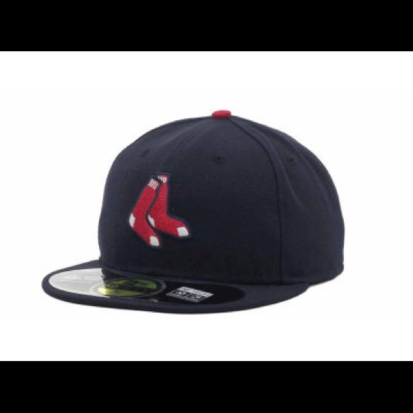 outlet store c26eb 855f2 NWT Boston Red Sox MLB Authentic Cap, 7 1 4